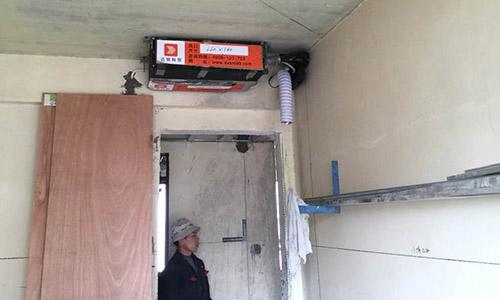 中央空调内机安装图片
